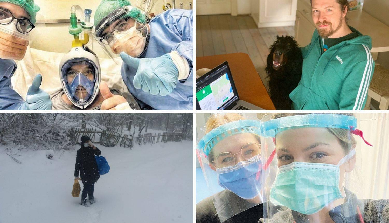 Pomažu i u teškim vremenima: Izradili su vizire, respiratore...