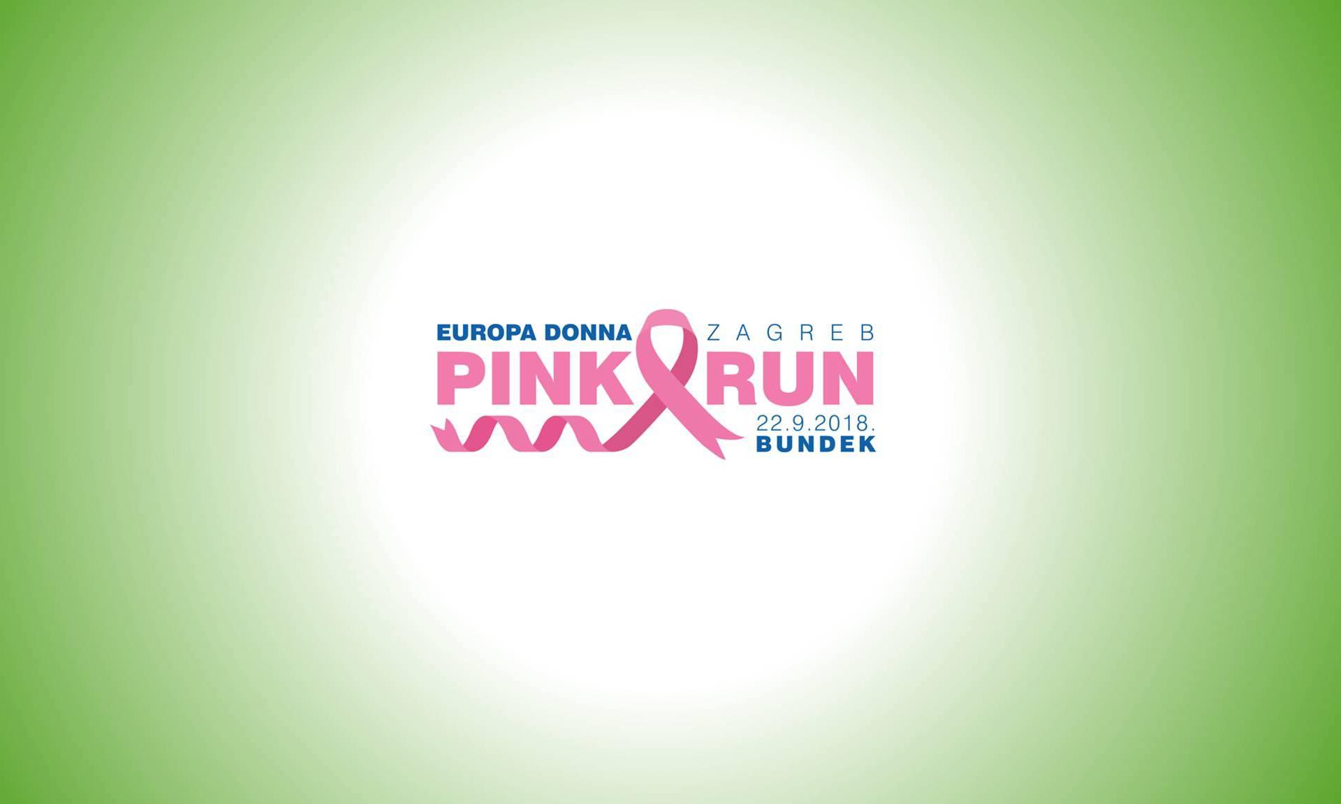Donna Zagreb Pink Run: Izađi na zrak i pobijedi (m)rak!