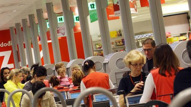 'Zašto blagajnica u Konzumu nema plaću kao u Njemačkoj?'