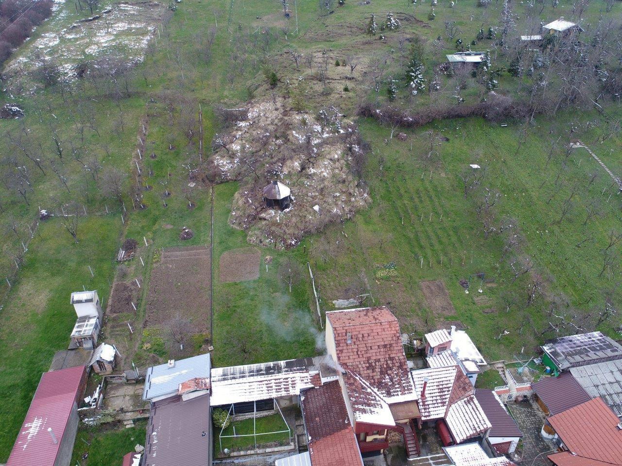 Klizište je uništilo kuću: 'Može krenuti na nas, u strahu smo...'