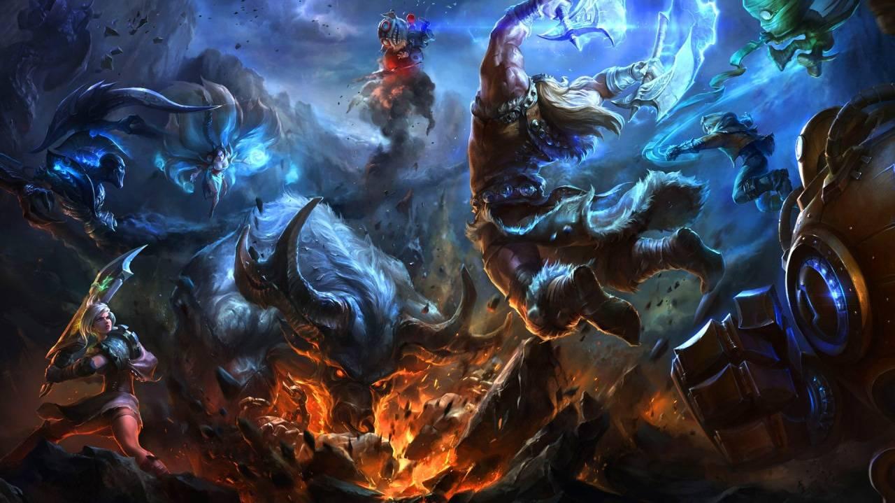 Najvažnije novosti: League of Legends će dobiti veliki update