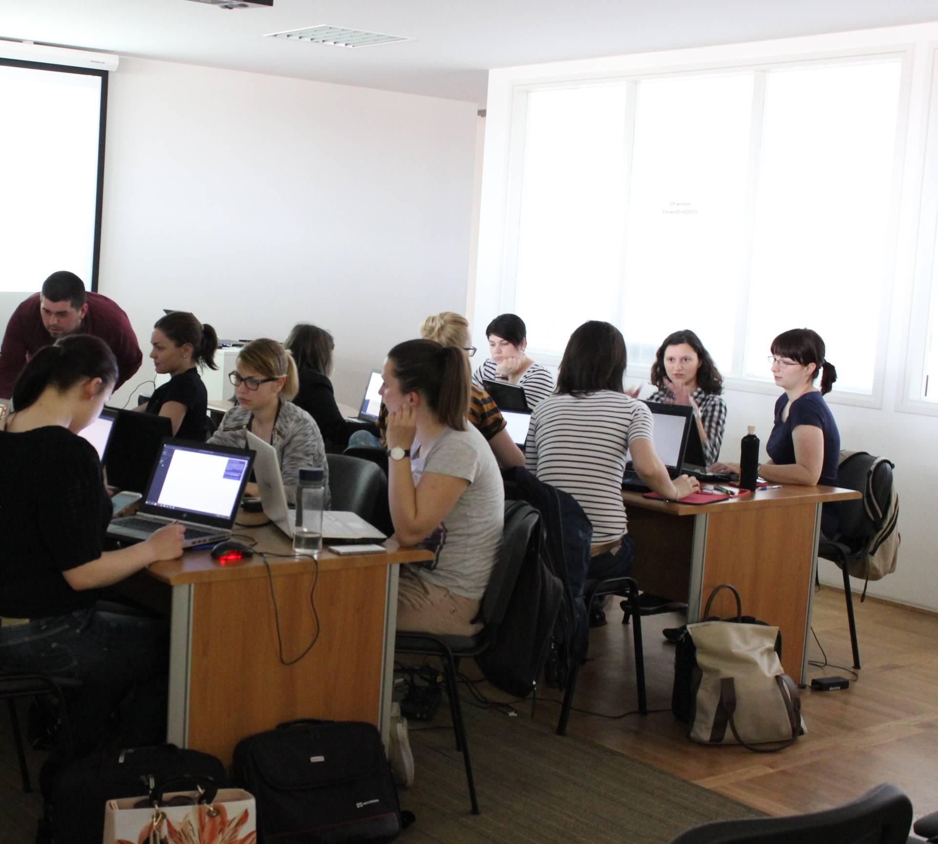 Programiranje za žene u ZIP-u kreće dalje, bez novih prijava