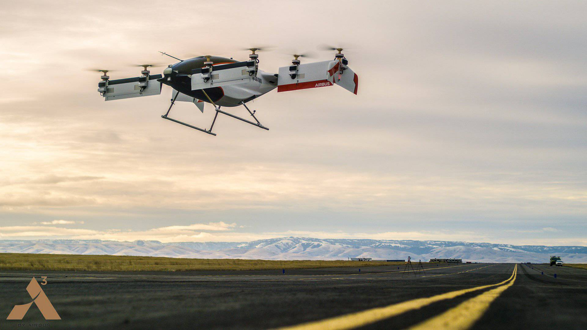 Revolucija sve bliža: Airbusov leteći taksi poletio je prvi put