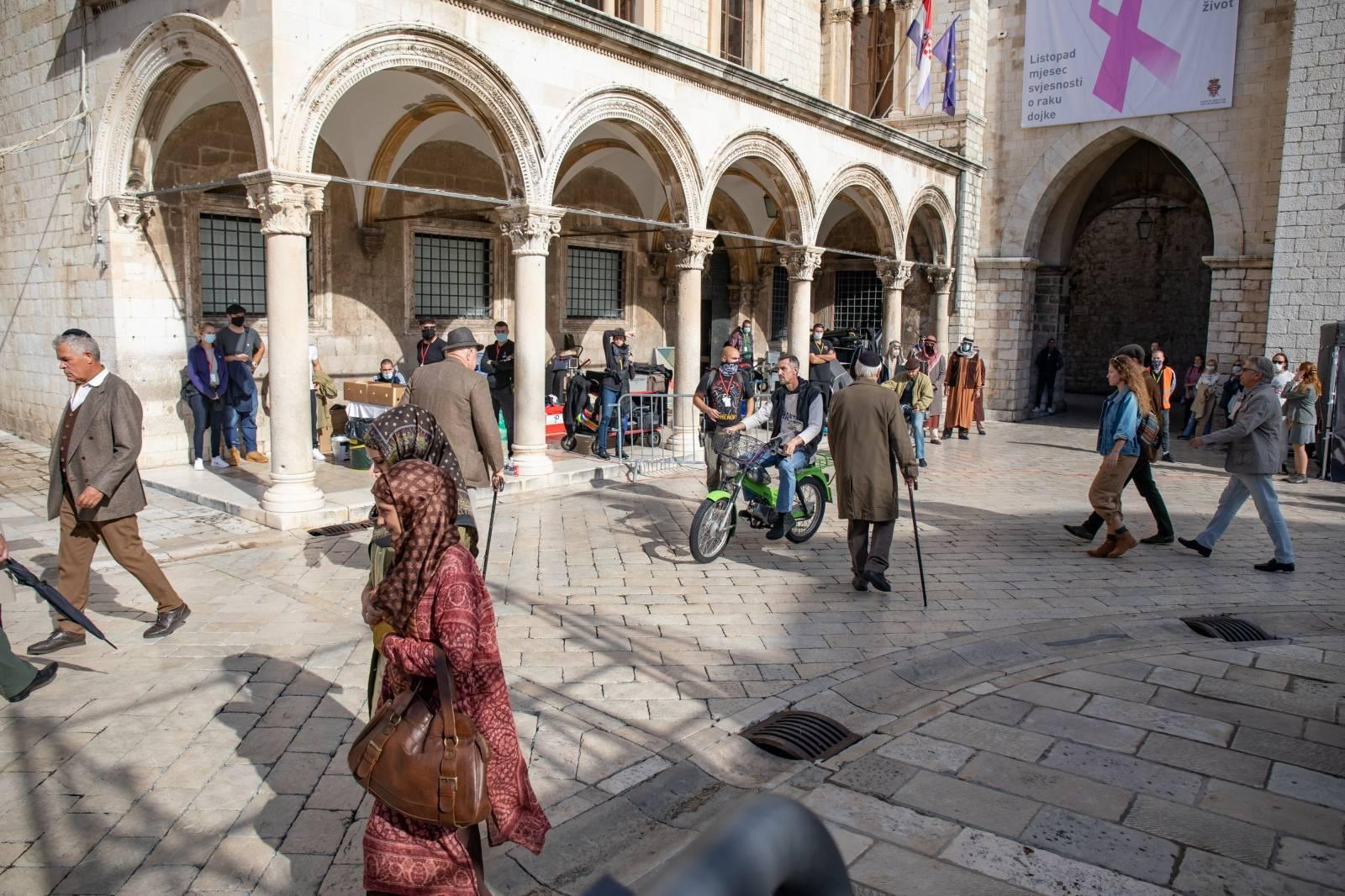 Dubrovnik: Počelo snimanje filma Oslo u kojem glumi Andrew Scott, poznatiji kao Moriarty iz Sherlocka