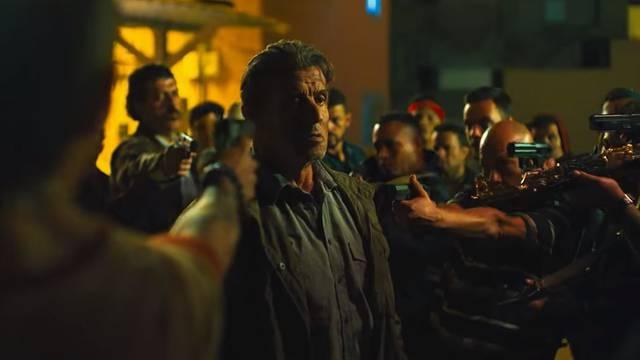 Stallone ponovno glumi Ramba: 'Imam manje akcijskih scena...'