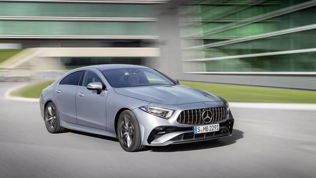 Mercedes redizajnirao omiljenu igračku bogatih, impresivni CLS