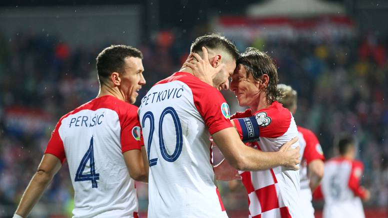 Tako se to radi: Vatreni nakon preokreta izborili Euro 2020.!