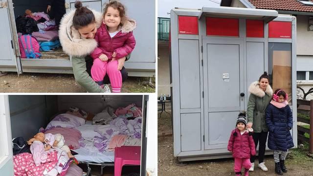 Spas od potresa našli u kiosku: 'Bojimo se samo zime i minusa'