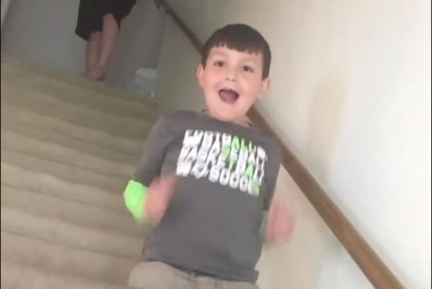 Ben (7) prebolio rak: Majka mu javila dobre vijesti i sve snimila