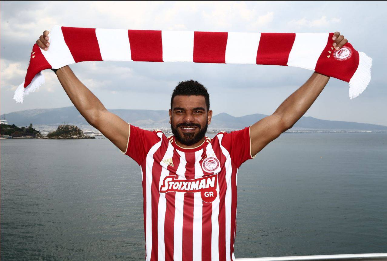 Hilal Soudani napustio je Otok i potpisao za grčki Olympiacos