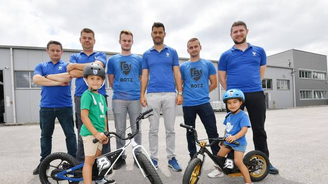 Zbog sinova u koroni napravio električni bicikl kod Varaždina: 'Sad nas traže i iz Amerike...'