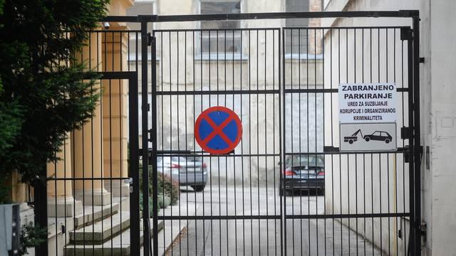 Zagreb: Zgrada USKOK-a u Vlaškoj
