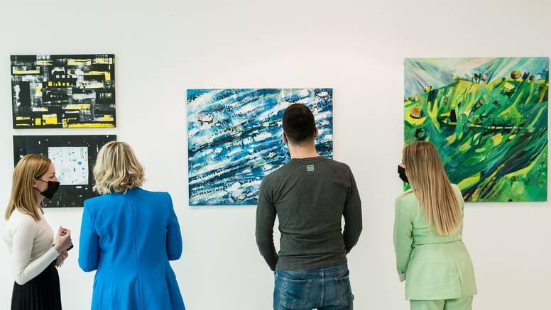"""Povodom Svjetskog dana umjetnosti: Westgate otvorio izložbu """"Svaki dan ART"""""""