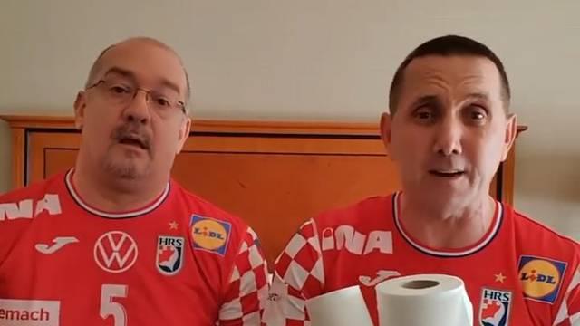 Kakva viroza, dečki su spremni! 'Nadamo se da ćemo Argentinu obrisati kao Zdravac... naočale'