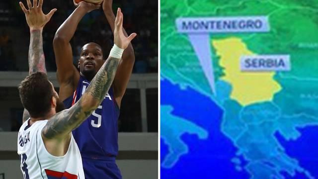 Amerikanci pod pauzom tražili  Srbiju na karti, dodali i Kosovo