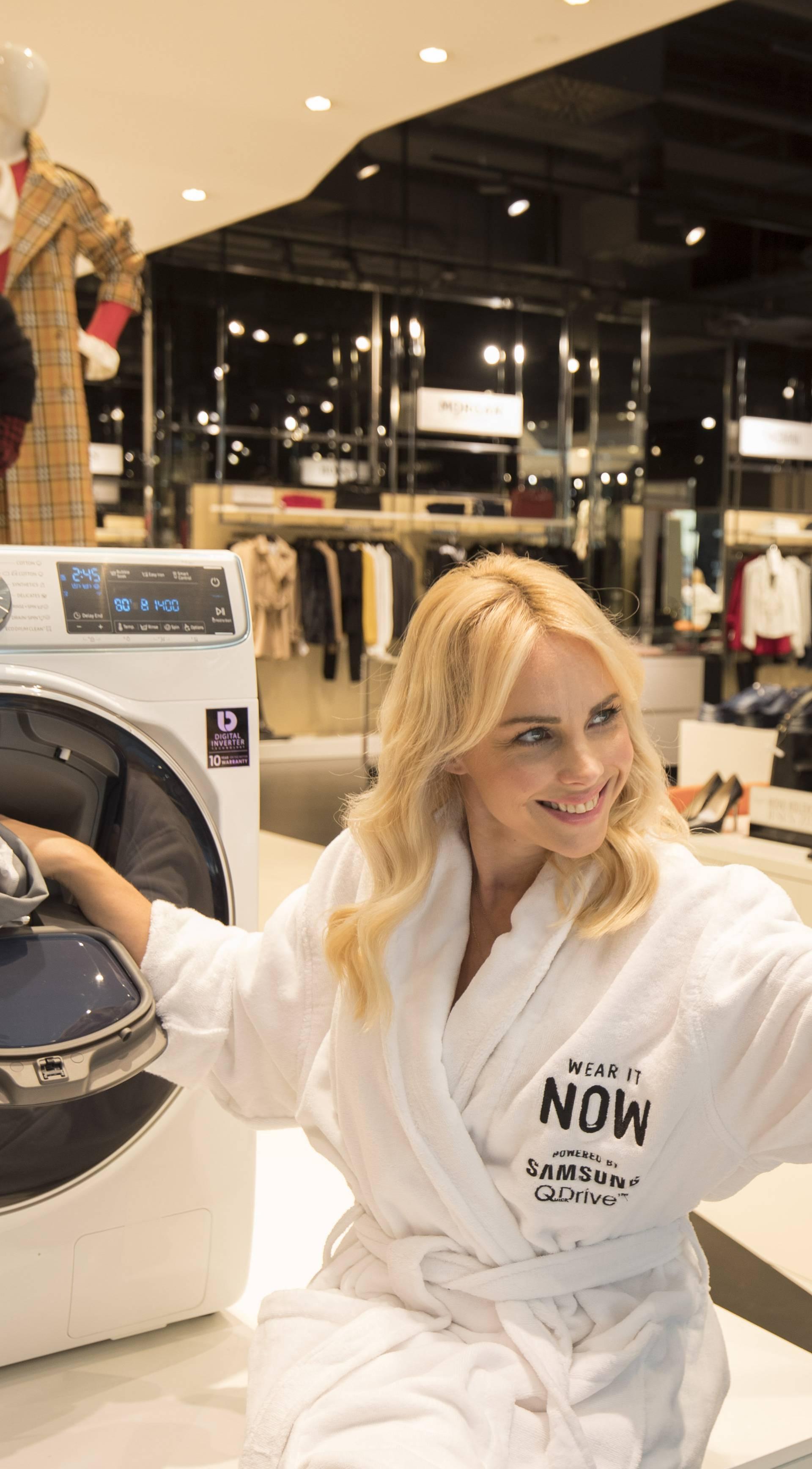 Samsung QuickDrive perilica: revolucija u pranju rublja