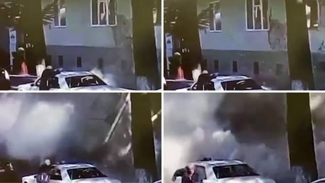 VIDEO Urušila se zgrada blizu grčkih igrača, poginulo osmero ljudi: Fifa i Uefa odbile odgodu