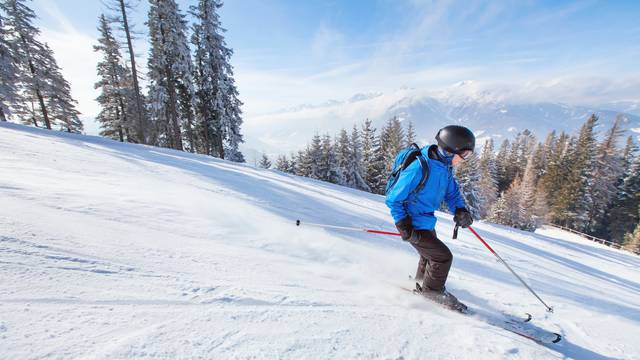 Ljudi koji skijaju imaju manji rizik od razvoja anksioznosti