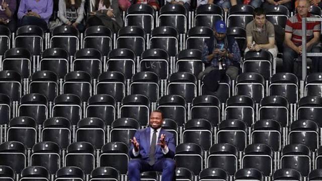 50 Cent mu smjestio: Ja Rule pjevao pred praznom dvoranom