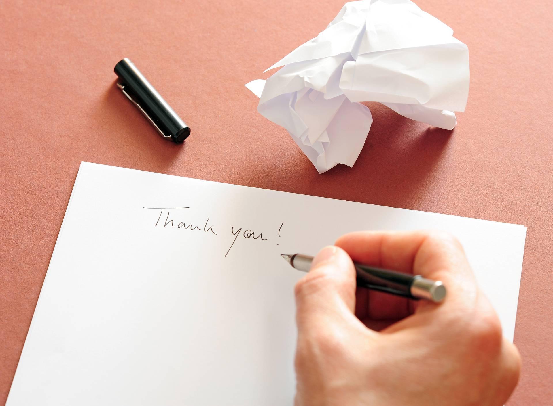 Uvečer zahvalite na tri lijepe stvari i osjećat ćete se bolje!