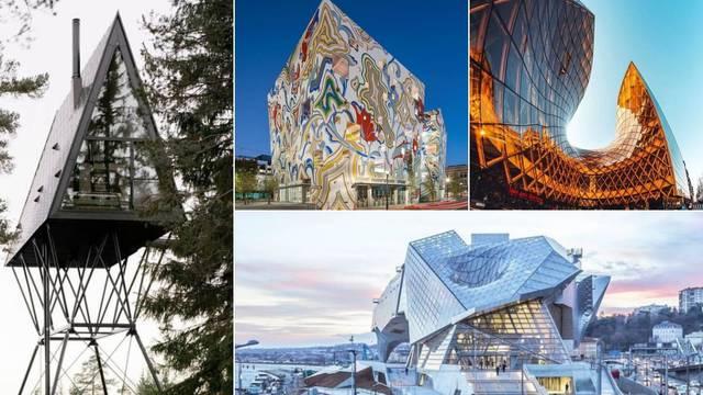 Pogledajte građevine koje kao da su iz neke daleke budućnosti