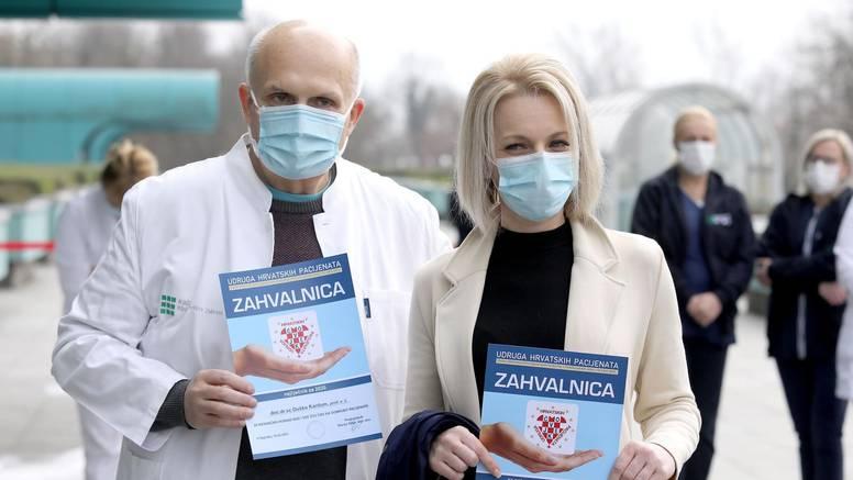 Najsestra je Josipa Dominković, a najliječnik je Duško Kardum