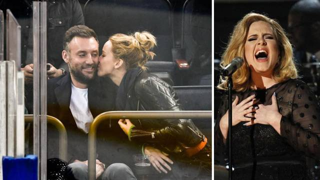 Adele planira djevojačku večer prijateljici Jennifer Lawrence