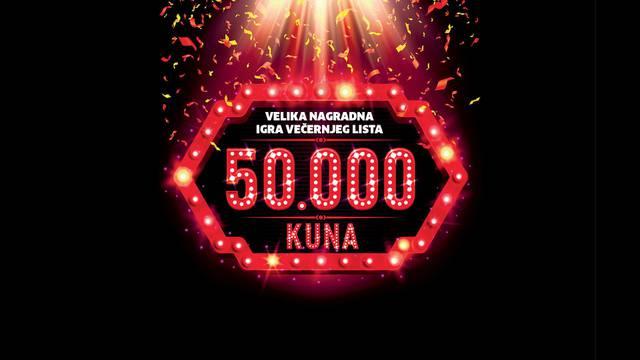 Fantastična nagrada: Večernji list daruje čak 50.000 kuna!