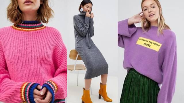 Sezona je pletenine: Traži se sve - od veste do haljine pa i hlača