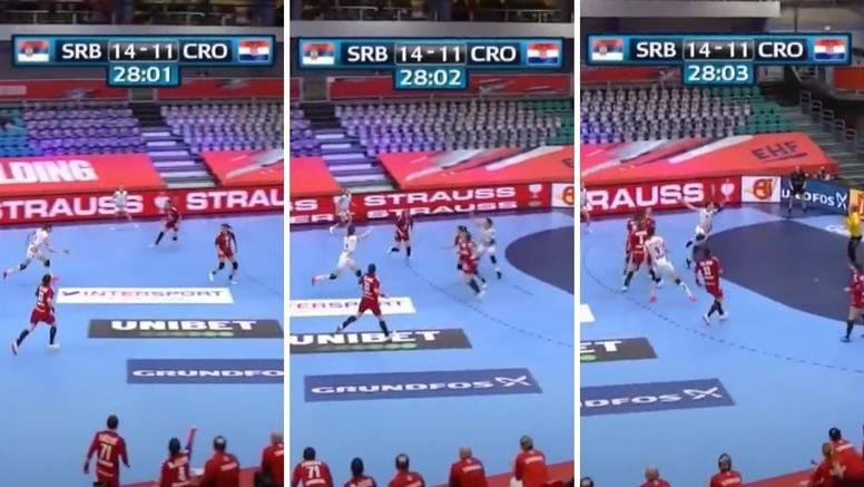 Pogledajte gol koji nam je dao krila za preokret protiv Srbije
