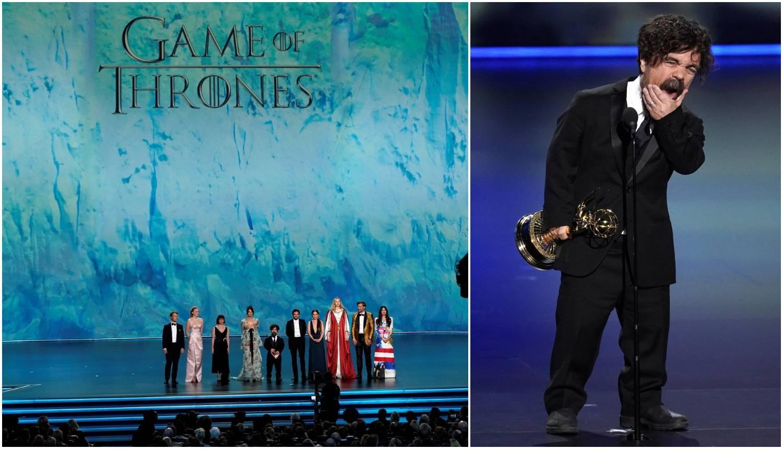 Dodjela Emmyja: Serija 'Igra prijestolja' četvrti put najbolja
