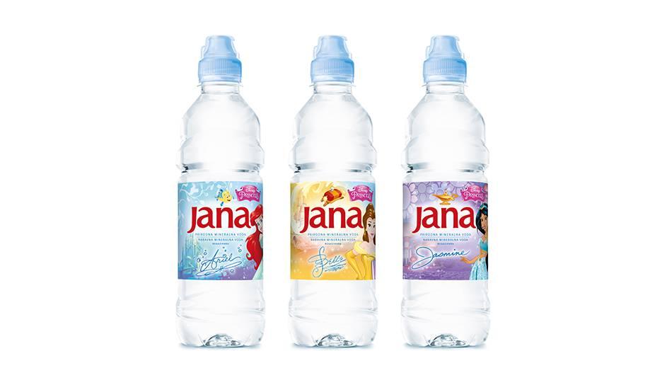 Jana Disney princeze - novo izdanje Jane