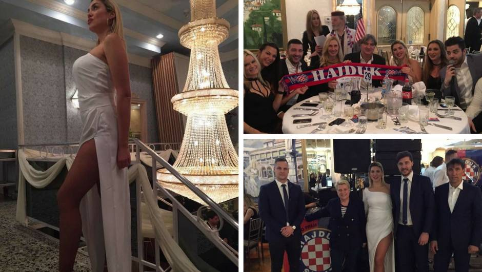 """Seksi Mirta i čelnici Hajduka proslavili rođendan: """"Sve gori"""""""