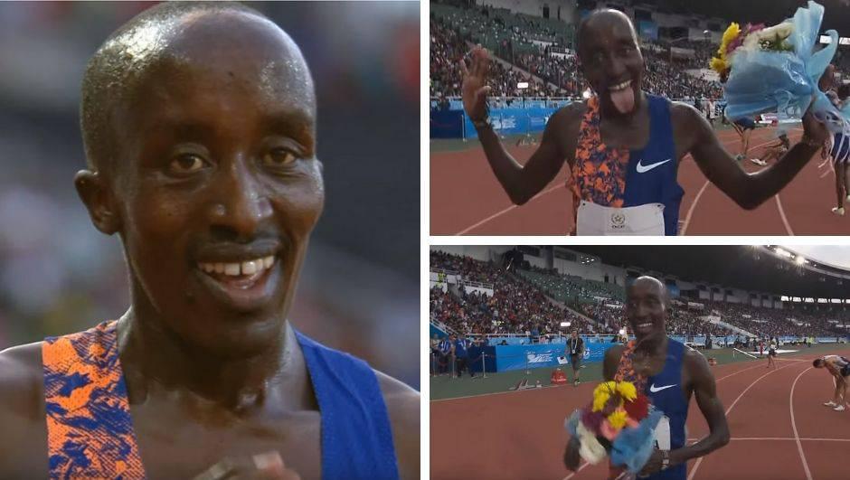 Kenijac je atletska senzacija, a nitko ne vjeruje da mu je 17...