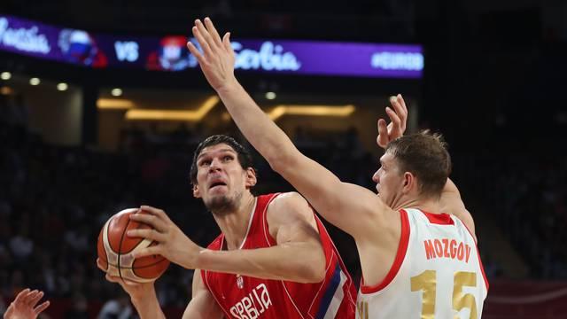 Russia v Serbia - European Championships EuroBasket 2017 Semi-Final