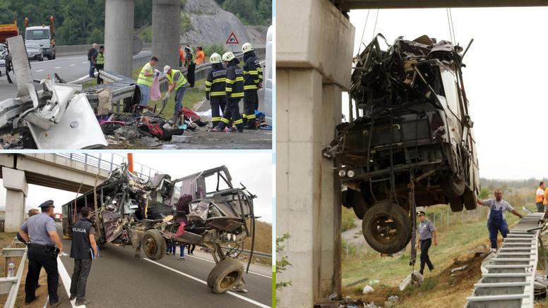 Smrt u autobusu: 'Grozno je kad morate gaziti preko mrtvih da biste spašavali one jedva žive'