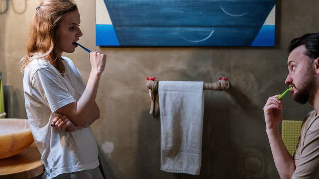 Navike vješanja ručnika