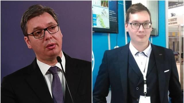 Ljubavni jadi Vučićeva dvojnika: Tražim djevojku kojoj ne smeta sličnost sa predsjednikom Srbije