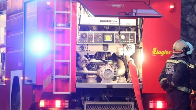 Vatrogasci i HEP na terenu: U Klisu eksplodirala trafostanica