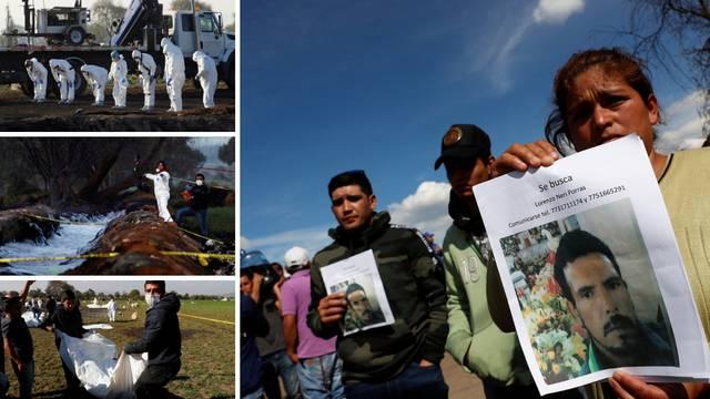 Horor u Meksiku: U eksploziji naftovoda  poginulo je 73 ljudi