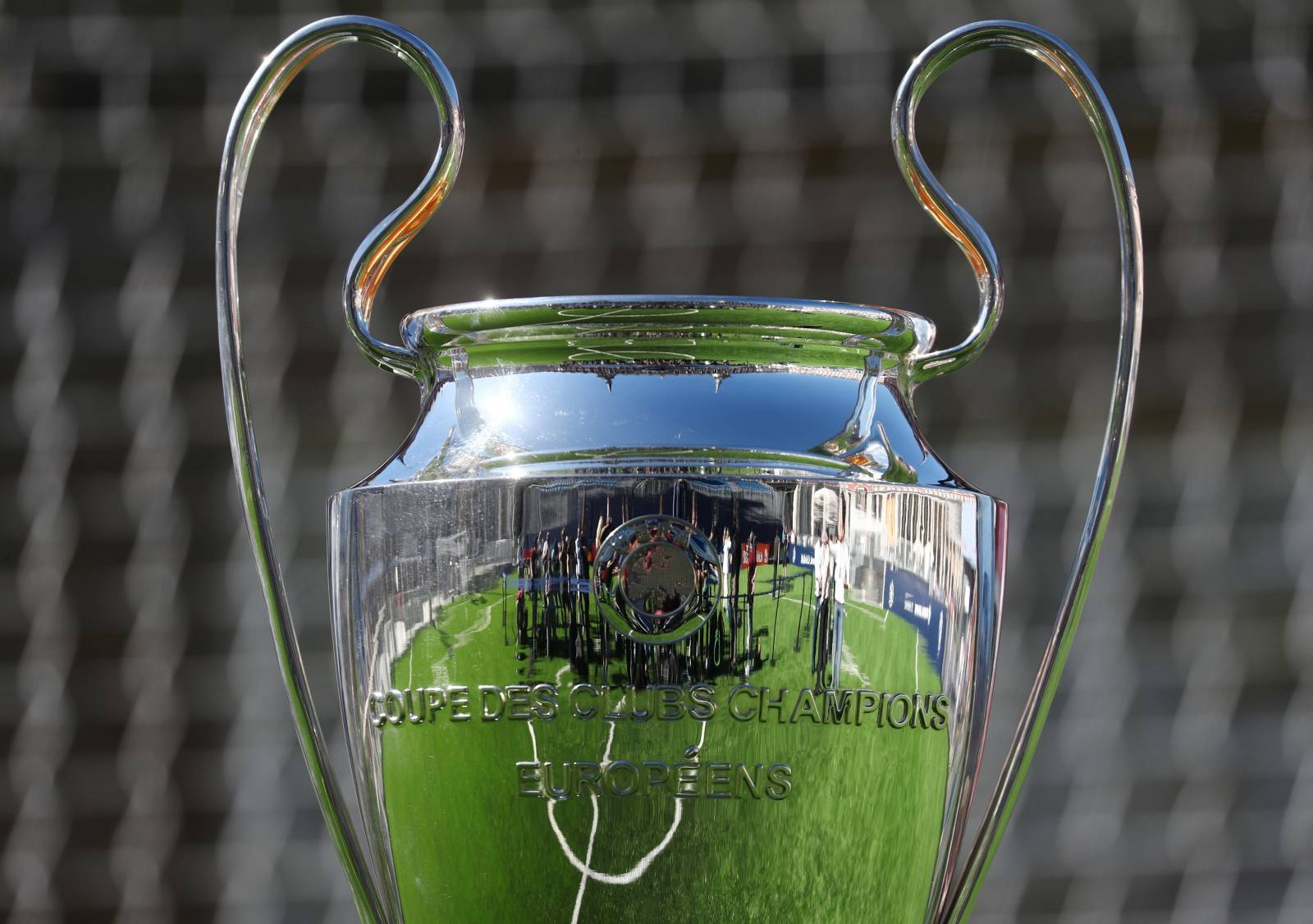 Champions League Final - The 2019 trophy arrives in Madrid