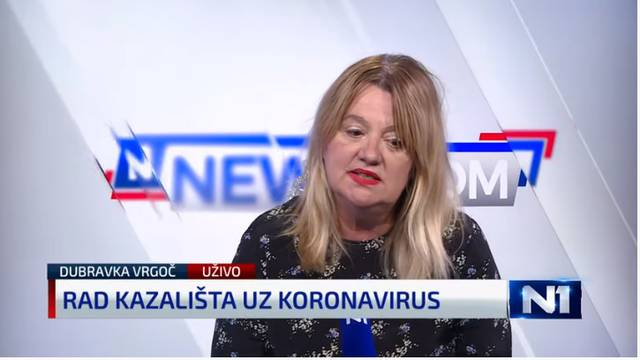 Vrgoč: Od ponedjeljka pjevači pjevaju po kvartovima Zagreba