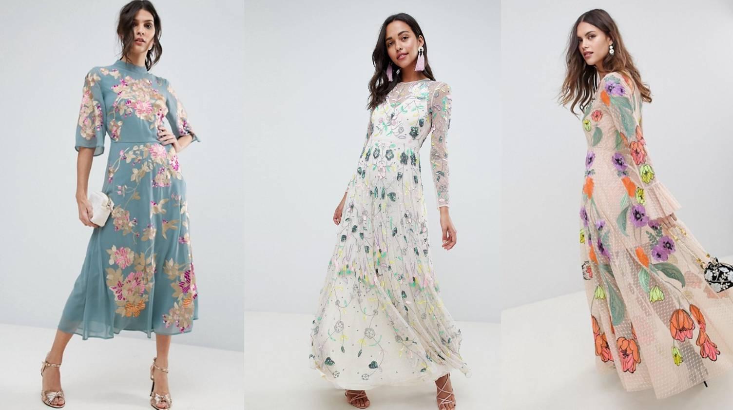Lagane boho haljine cvjetnog uzorka trajat će duže od ljeta