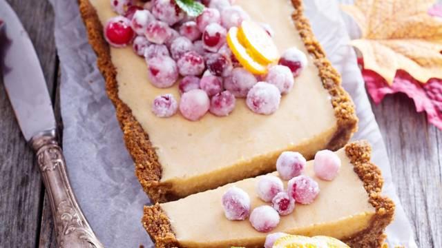 Bogata jesenska slatko-slana pita: Brzinski tart od ricotte