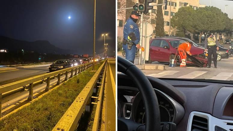 Nesreća u Kaštelima i u Splitu