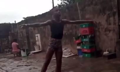 Mladi baletan iz Nigerije koji je plesao po kiši i blatu dobio prestižnu stipendiju u Americi