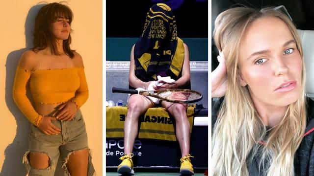 Mlađa i jača izbacila Wozniacki: Dankinju dobila 152. na svijetu