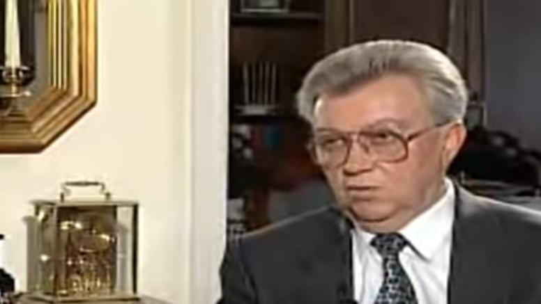 Miloševićev suradnik Borisav Jović preminuo od posljedica zaraze korona virusom