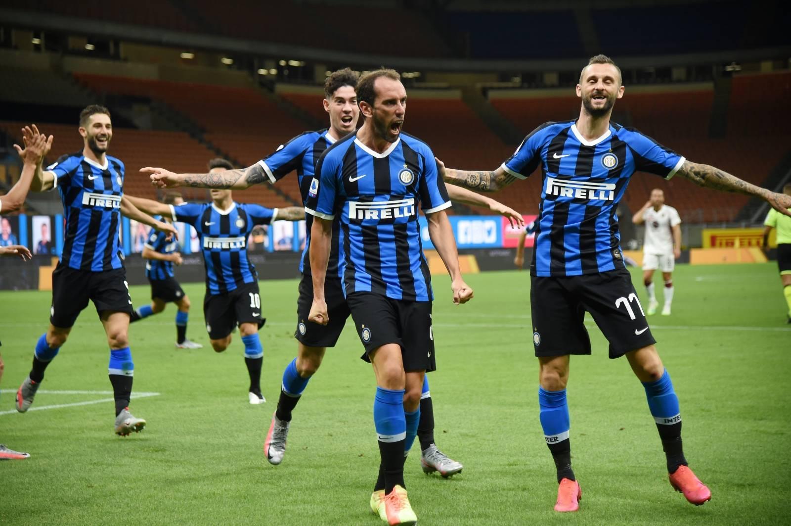 Serie A - Inter Milan v Torino