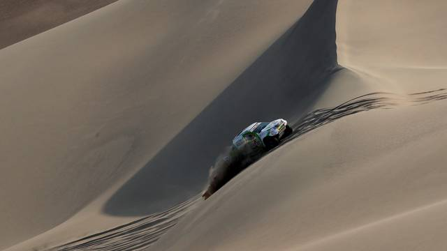 Dakar Rally - 2019 Peru Dakar Rally - Stage 2 from Pisco to San Juan de Marcona, Peru